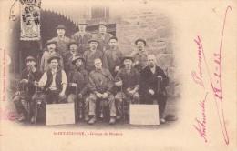 SAINT ETIENNE - Groupe De Mineurs (42) - Saint Etienne
