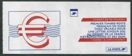 1999 Francia, Libretto Euro,  Serie Completa Nuova (**) - Libretti