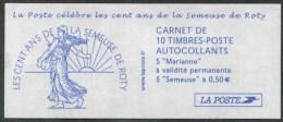 2003 Francia, Libretto Seminatrice E Marianna,  Serie Completa Nuova (**) - Libretti