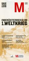 """Brosch�re """"Ober�sterreich im 1. Weltkrieg"""" Schlossmuseum Linz 2014 Erster Krieg �sterreich war WW1 Milit�r Krieg"""