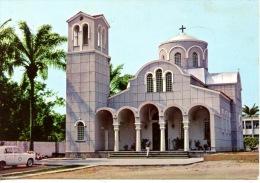 Congo République Démocratique : Kinshasa église Grecque N°26 éd Edica - Andere
