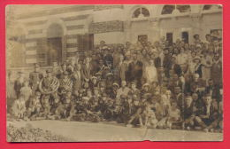 "158194 / Istanbul CONSTANTINOPLE TURKEY - BULGARIAN HOSPITALS ""EVLOGI GEORGIEV "" - BULGARIA Turkije Turquie"