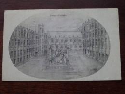 Préau D'Entrée Wavre-Notre-Dame Institut Des Ursulines () Anno 1922 ( Zie Foto Voor Details ) - Sint-Katelijne-Waver