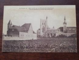 Wavre-Notre-Dame Klooster Der Ursulinnen Achterzicht () Anno 1922 ( Zie Foto Voor Details ) - Sint-Katelijne-Waver