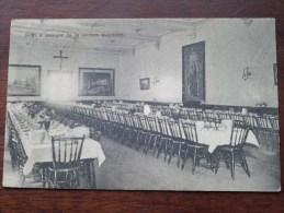 Salle à Manger De La Section Moyenne WAVRE-NOTRE-DAME Ursulinen () Anno 1913 ( Zie Foto Voor Details ) - Sint-Katelijne-Waver