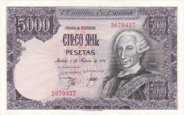 5000 PTS  AÑO 1976  S/S - [ 4] 1975-…: Juan Carlos I.