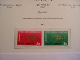 ROMANIA 1972  EUROPEAN SYMPATHIE ISSUE  (LEUCHTTURM / LIGHTHOUSE)     MNH**  (ALBUM-NVT) - Idées Européennes