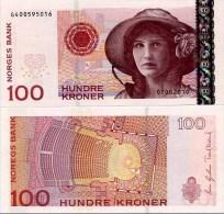Norway, 100 Kroner 1995, Banknote, UNC - Norway