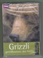 DVD Sous Blister - Neuf - Grizzli Gentilhomme Des Forêts - Documentaires
