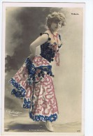 Elsa De Mendes , Artiste 1900 , Théâtre Berlin , Strass ,  Photo Reutlinger , Sip 856/9 - Artistes