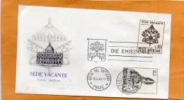 Vatican 1963 FDC - FDC