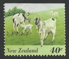 New Zealand, 40 C. 1995, Sc # 1287, Mi # 1459, Used. - New Zealand