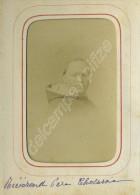 CDV 1870-80 Le Jeune. Le Révérend Père Chocarne, Dominicain, Frère Du Père Victor Chocarne. Beaune. Orléans. - Photos