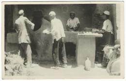 """Post Card - """"Preparazione Del Pane"""" - """"Preparation Of Bread"""" - Cartoline"""