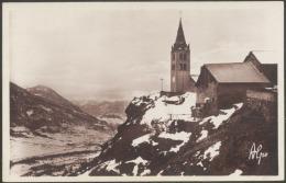 BRIANÇON.- Saint Pierre. Au Fond Le Massif Du Pelvoux. - Briancon