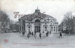 (Troyes) - Le Cirque Municipal - Construit De 1903 à 1905, Inauguré Le 18 Mars 1905 - Contient 2000 Places - 2 SCANS - Troyes