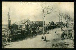 41 - BOURRÉ - Déblaiement De La Voie - Other Municipalities