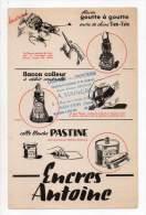 Buvard - Encres Antoine, Librairie, Papeterie, A. Maingre, Nanterre - Stationeries (flat Articles)