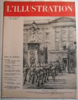WW II:L�ILLUSTRATION:1940:AV IATION.. DE LA NORVEGE AUX BALKANS..ALSACE..LIBAN..E tc..