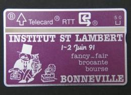 P 87: Institut Saint-Lambert. 1000 Ex. - Belgium