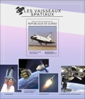 Guinea. 2014 Spacecraft. (420b)