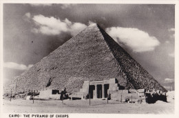 Egypte Lot De 3 Cartes Postales - Egypte