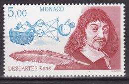 Monaco - 1996 - René Descartes - 2067  - Neufs ** - MNH - Monaco