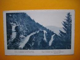 Cpa   ( Stamp VOBARNO  ) Lombardie  - Italie  - ECCO   - La Via Per Le Foreste Alpine  - BERTACCHI - Otras Ciudades
