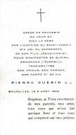 PIERRE GUERIN-PRETRE-ORDINATION-SACERDOCALE-BRUXELLES-6-8-1959-ROMSEE-VOTTEM-FLERON-5 PIEUSES-DIFFERENTES-VOYEZ 3 SCANS - Images Religieuses