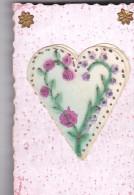 24284 Coeur Decoupis Ouvrable : Bonne Année - Sans Editeur - Nouvel An