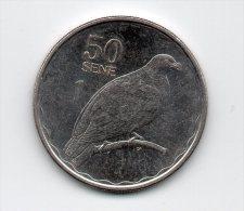 SAMOA   50  SENE   2011