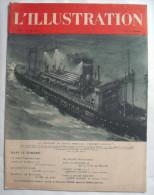 WW II:L�ILLUSTRATION:1940: EXODE.BRITANNIQUES-BELGIQ UE..FRONT..AVIATION..L'AR MEE BULGARE..Etc..