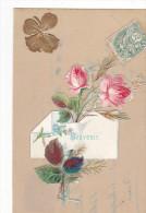 24291 Rodoide Rose Decoupis , Souvenir - - Fantaisies
