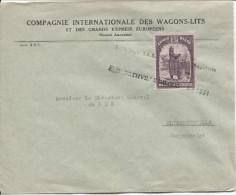 TP 181 S/L.annulé Par Gff Train Rotal S.A.R. Georges D'Angleterre /Elisabethville-Dilolo En 1931 V.Elisabetville PR1478
