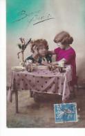 24295 Bonne Année -enfant Dinette -fabrication Franciase, Sans Ed - - Nouvel An