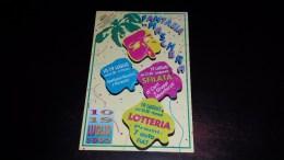 C-22653 CARTOLINA GROTTAMARE - FANTASIA IN MASCHERA LUGLIO 1992 MANIFESTAZIONE LOTTERIA - Ascoli Piceno
