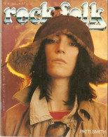 ROCK  &  FOLK   - N° 141  -  Octobre  1978  -   PATTI  SMITH - Music