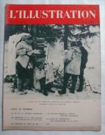 WW II:L�ILLUSTRATION.1940: FINLANDE.CHIENS.ILES de la FRISE ALLEMANDE..LIGNE MAGINOT. SAINT-CYR..Etc...