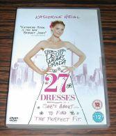DVD 27 Dresses Avec Katherine Heigl En Anglais - Enfants & Famille