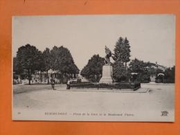 V09-88-p-vosges-remiremont--place De La Gare Et Le Boulevard Thiers--aninee-attalage-construction-- - Remiremont