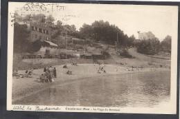 Bouches Du Rhone : Cassis, La Plage Du Bestouan (Hotel Du Panorama) - Cassis