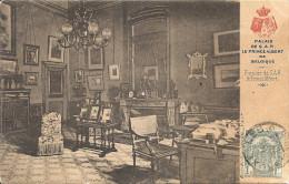 PALAIS Du PRINCE ALBERT De BELGIQUE ..-- Fumoir . 1906 Vers BXL ( Mme COMENGE ) . Voir Verso . - Monumenten, Gebouwen