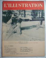 WW II:L�ILLUSTRATION.1940. ARMEE BRITANNIQUE..GENERAL WEYGAND en EGYPTE..RECUPERATION des METAUX..FINLANDE.LIGNE MAGINOT