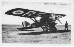 Istres-Aviation  -  Nieuport 62  -  Avion De Tourisme  -  CPM - 1919-1938: Between Wars