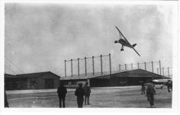 Istres-Aviation  -  Vol En Crabe De Detroyat  -  CPM - 1919-1938: Between Wars