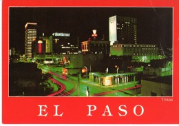 USA Etats Unis El Paso Texas - The International City 1986 - El Paso