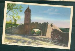 Kent Gate - La Porte Kent, Quebec , Canada    Faa141 - Québec - Beauport