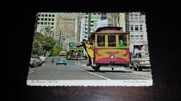 C-22695 CARTOLINA SAN FRANCISCO CABLE CARS - San Francisco
