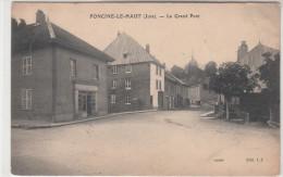 39 - FONCINE LE HAUT / LE GRAND PONT - France