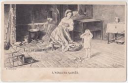 1968-France-L'assiette Cassee-Ed P Cetommi - Arts